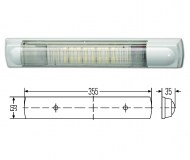 Hella led bar Contourverlichting model 7373