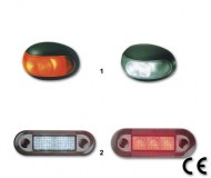 Led Orientatieverlichting Hella Model 9560 en 8537