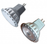 Led spot vervangingslamp MR11/GU4 27 mm