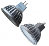 Led spot vervangingslamp MR16/GU5.3 46 mm