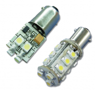 Led 12&24 Volt vervangingslampen BA9S